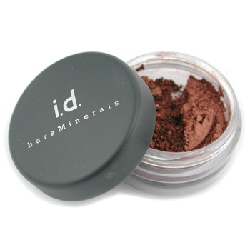 Bare Escentuals eyeshadow in 'Sex Kitten'. A shimmery golden chestnut color. love it.