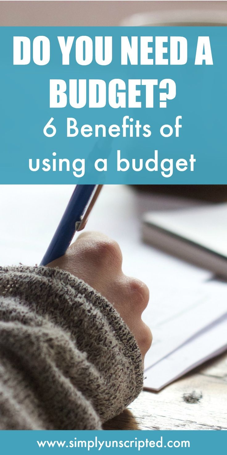 Creating a household budget is an important step in to financial freedom. These benefits of budgeting highlight why you need a personal budget to track your income and expenses.