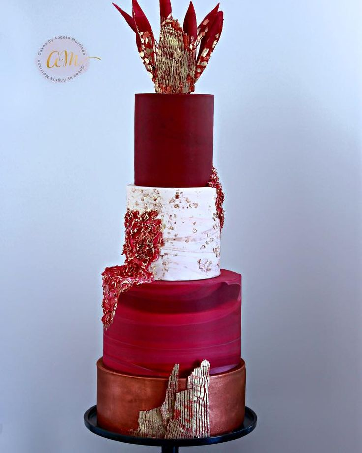 Cakes by Angela Morrison