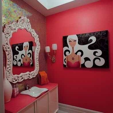 bathroom teenage girl design pictures remodel decor and ideas page 2 - Girls Bathroom Design
