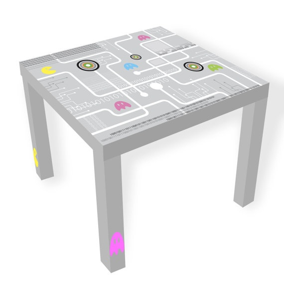 209 best ms. pacman images on pinterest | pac man, coffee tables