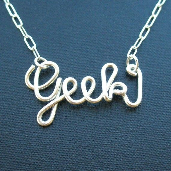 Way sweeter than a name necklace.