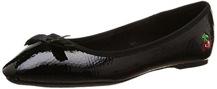 Le Temps des Cerises Patty, Ballerines femme #Ballerines #chaussures http://allurechaussure.com/le-temps-des-cerises-patty-ballerines-femme/