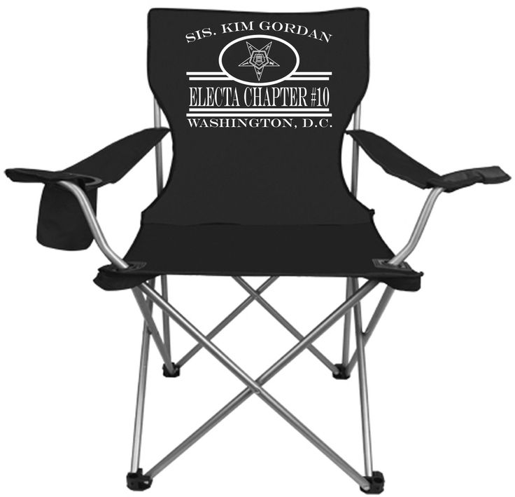 Personalized OES Folding Chair / Order of Eastern Star by SherryAmourBySherry on Etsy