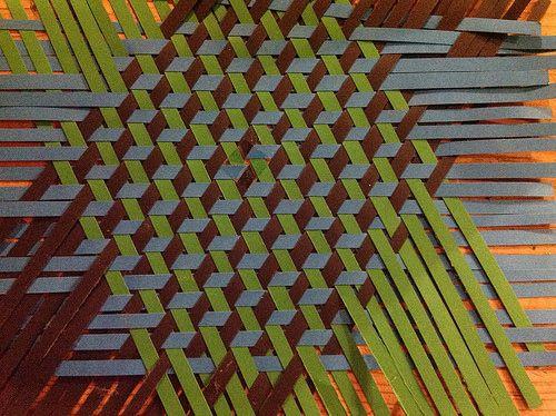 mad weave (anyam gila)