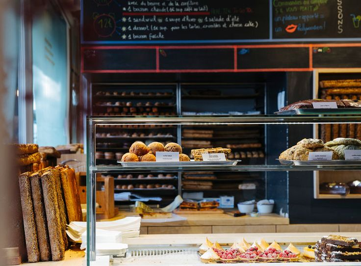 Paris bakeries and cafes are increasingly offering tantalizing alternatives for customers who can't eat wheat.