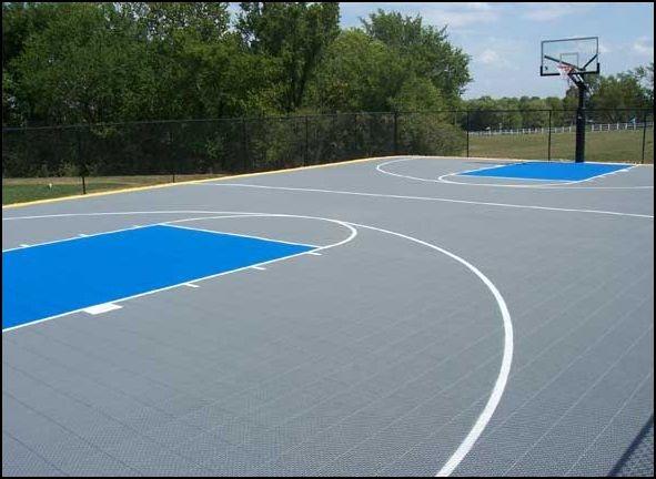 125 best images about sport court on pinterest backyard for Indoor basketball court design