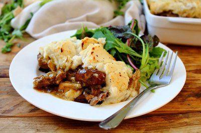 Paleo Roast Lamb Shepherds Pie by Michelle Hunt