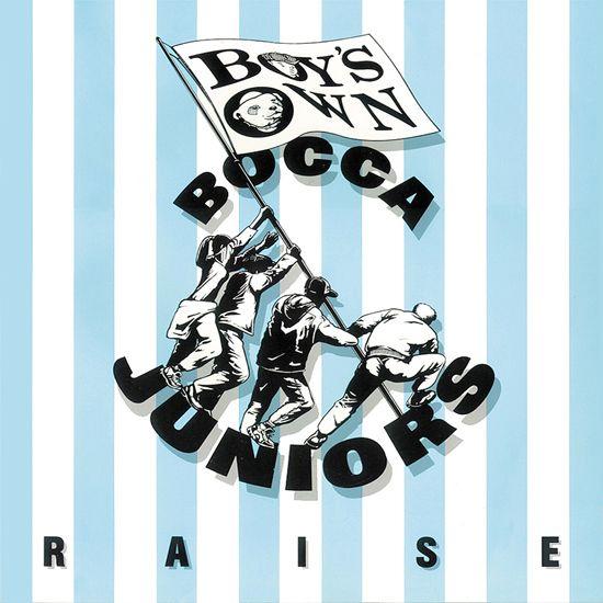 Bocca Juniors - Raise