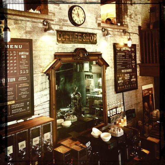 Balzacs - Distillery District, Toronto