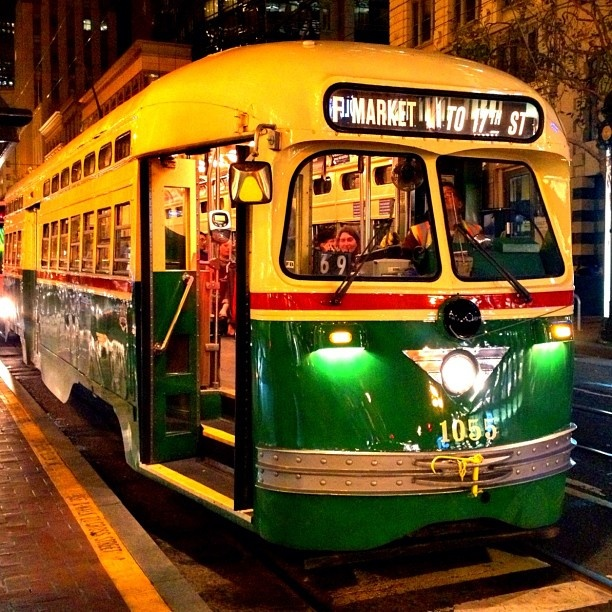 117 Best Images About Trolley/Street Cars On Pinterest