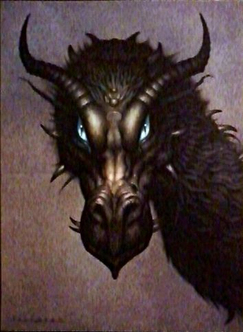 If I were a dragon ... I would look like this .. - Page 5 Ffe67c891fae46456f453ac9a0e4b065