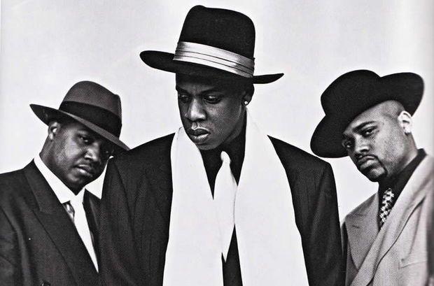 Kariem, Jay Z & Dame | Roc-A-Fella Records