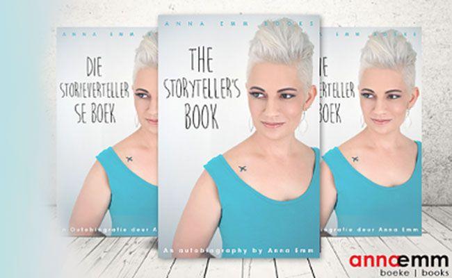 Anna Emm -- Die storieverteller se boek | LitNet #afrikaans #boeke #skrywers #writers