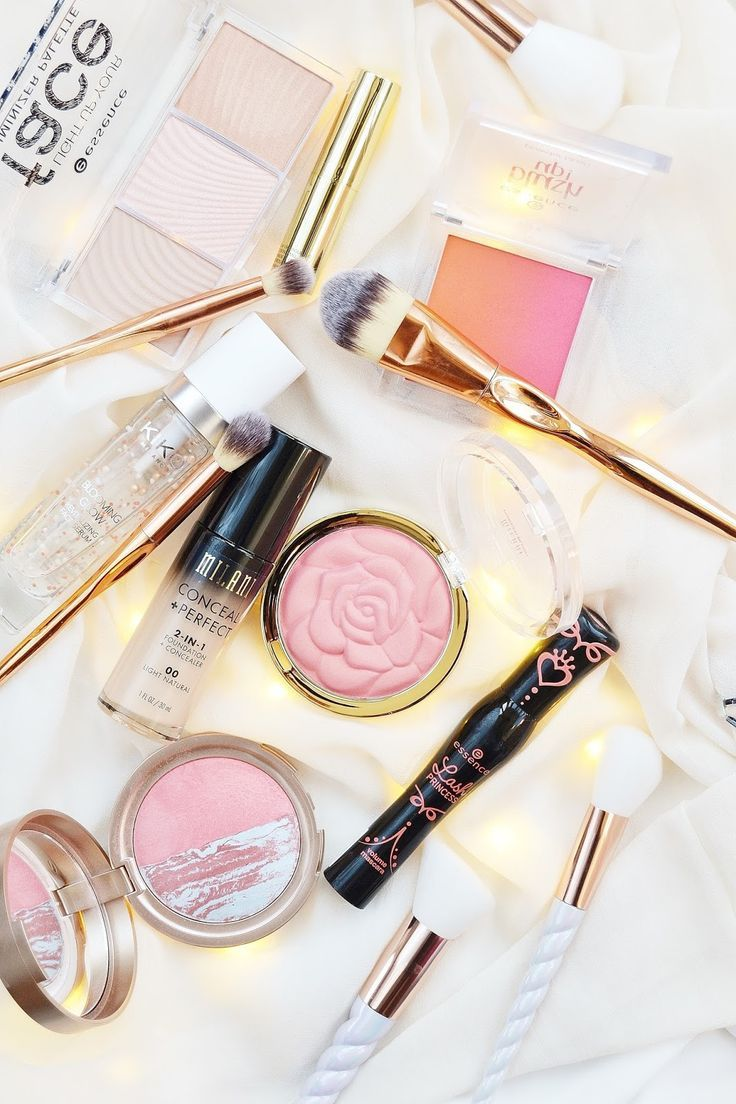 Prepare to swoon over these budget beauty products! A line-up of really pretty makeup going the extra mile when it comes to stunning products but without the price tag!