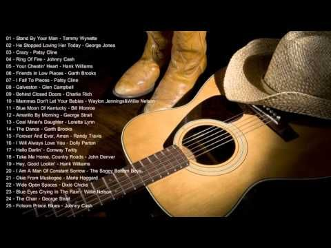 Best Country Songs of All Time - Classic Country Songs Ever - Best Old Country…