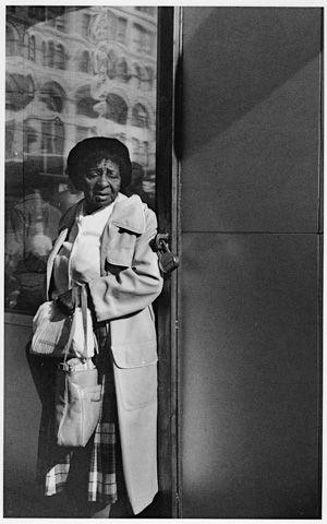 New York, 1984 - Arno Fischer