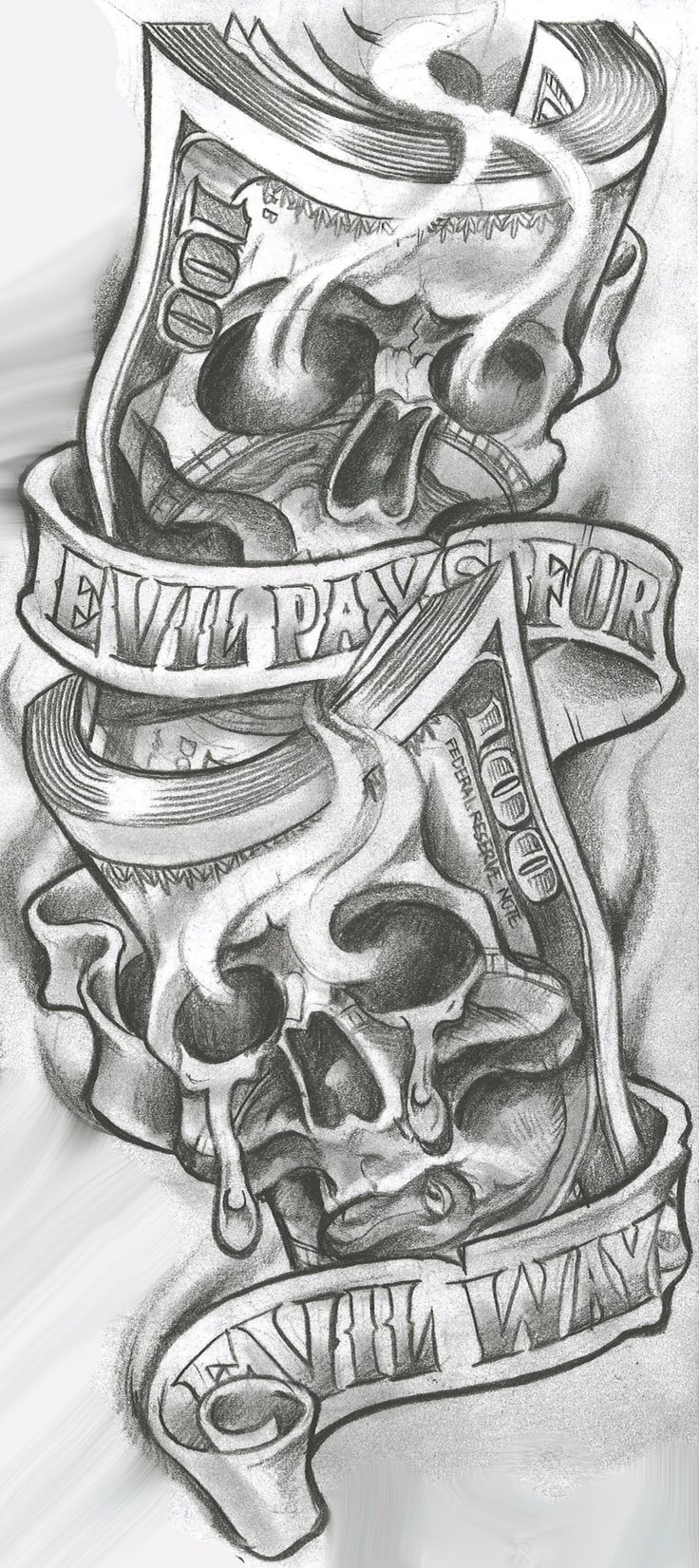50 meaningful tattoo ideas art and design - Get Money Tattoos Designs Should Get Your Answer