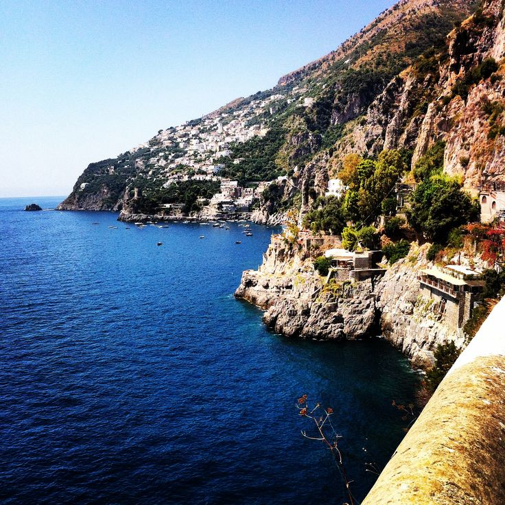 Verso Praiano - Costiera Amalfitana - Amalfi Coast