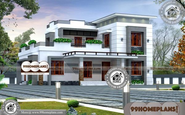Small Luxury House Plans With Photos 100 Modern Two Story Homes House Plans With Photos Luxury House Plans House Arch Design