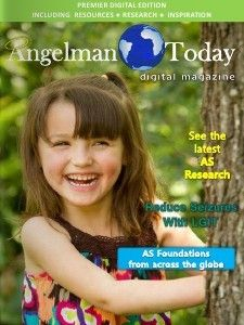 Angelman Today - an online magazine dedicated to Angelman syndrome