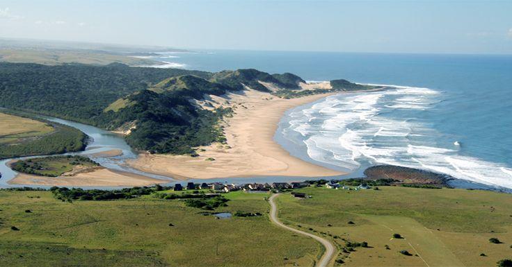 Wavecrest Beach Hotel and Spa on Wild Coast, Eastern Cape