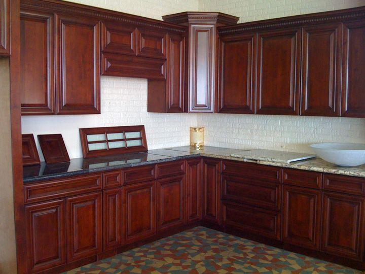 Kitchen Cabinets Cherry Maple Rta Kitchen Cabinets