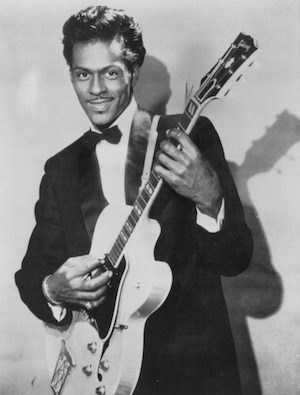 1926: the year of birth for the amazing Chuck Berry!