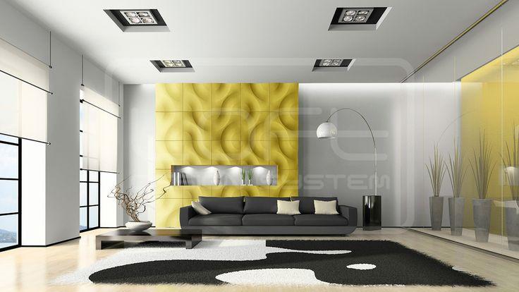 99 best Realizations - living room/salon images on Pinterest   3d ...