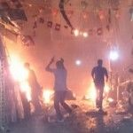 Explosions in Beirut, eight people died