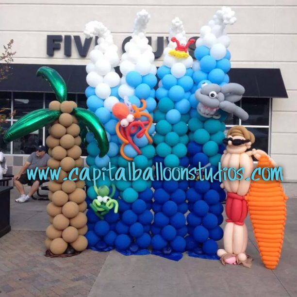 Under Sea Wall Decorations