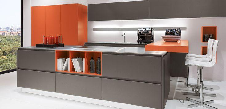 Moderne keuken, eigen merk Brent, Van Wanrooij keuken- en badkamerspecialisten