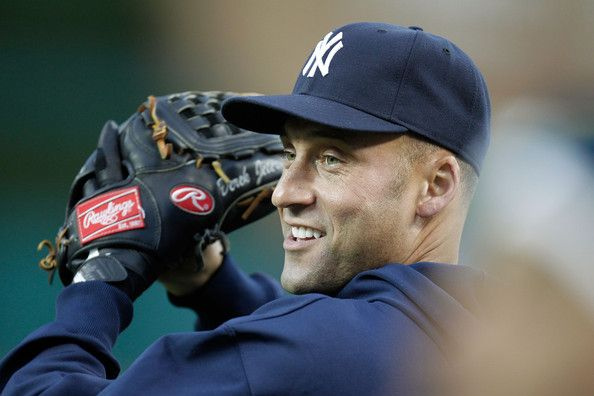 Derek Jeter Pictures - New York Yankees v Detroit Tigers - Game 3 - Zimbio