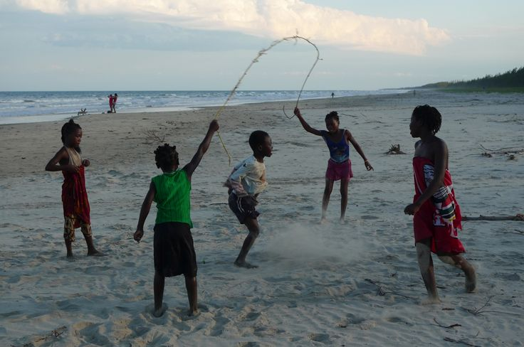 Praia de Zalala, Zambézia, Mozambique, May 2010