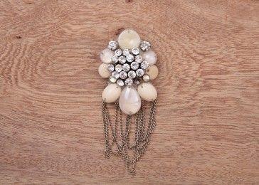 Dreamy sheen sparkling crystal brooch pin# shop online.