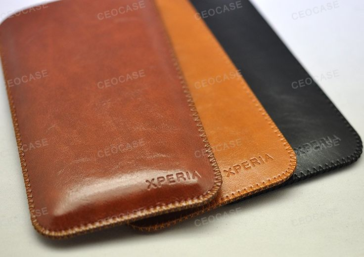 Sony Xperia Z3 5.2 inch Pouch Protect Case sleeve bag Material M-C14