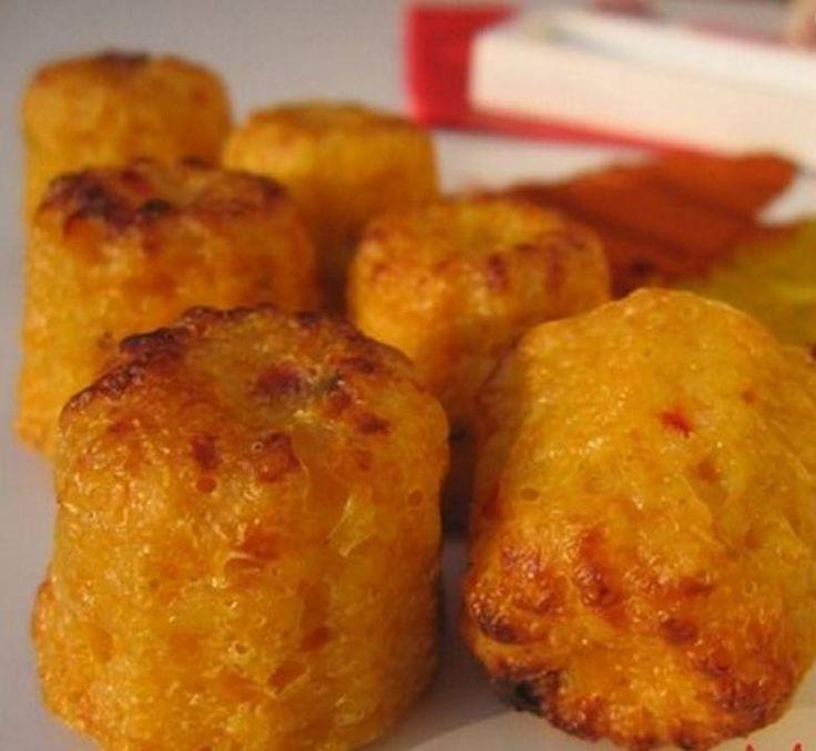 Miam, j'ai adoré les préparer, et surtout les manger, mes cannelés de semoule au lait de coco :) => http://ow.ly/OuwK302IM02
