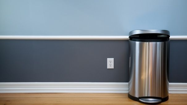 Avoiding germs when dealing with trash isn't easy, but it can be. Just use any of these touchless trash cans and you can dispose of waste without any of the grime.
