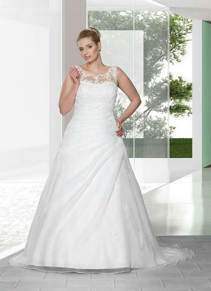 101 best In diesen Stilen führen wir Second Hand Brautkleider (Größe ...