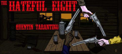 """Ya tenemos crítica del último trabajo de Quentin Tarantino """"Los odiosos Ocho"""". ¿La mejor película del californiano desde PULP FICTION? 'The hateful eight'"""