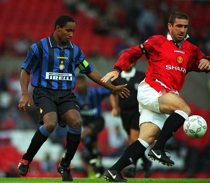 Eric Cantona manchester united - Paul Ince Inter M