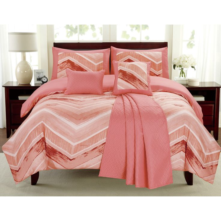 Give your bedding decor a pop of