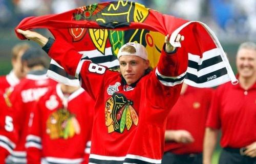 Patrick Kane--Blackhawks!