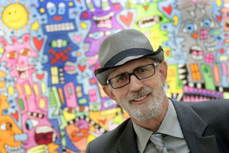 Pop-Art-Künstler stirbt in New York - James Rizzi ist tot - Kultur ...