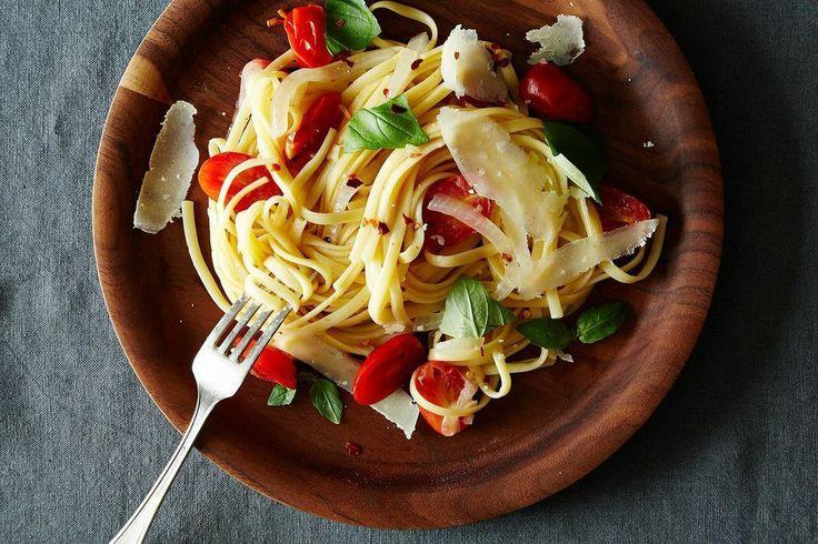 Martha Stewart's Genius One-Pan Pasta on Food52