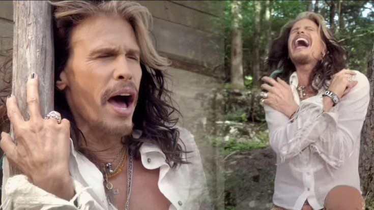 Steven Tyler's Country Song Is So Good- It's Addicting