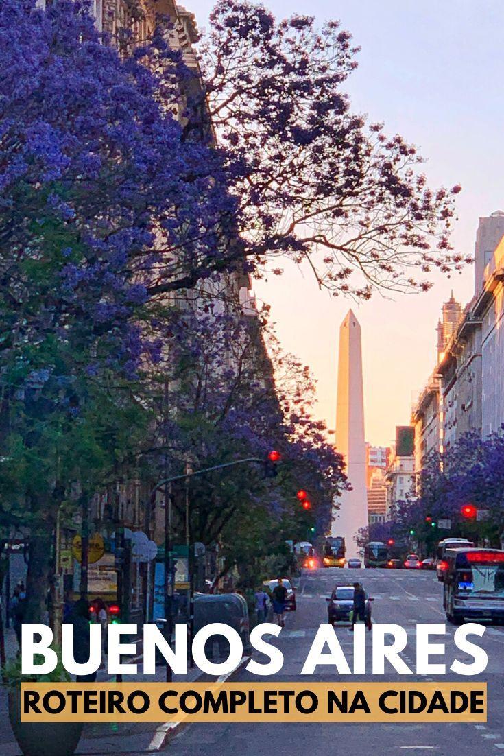 Roteiro Em Buenos Aires Para 5 Dias Ou Mais Dicas Travel