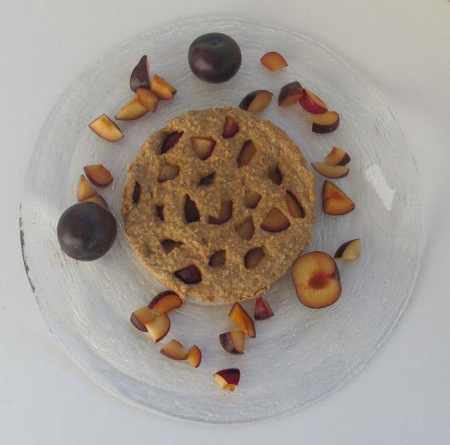 Meine Erfahrung mit dem 10-Wochenprogramm Size Zero von Julian Zietlow, Size Zero Rezepte, Pflaumen Quark Kuchen