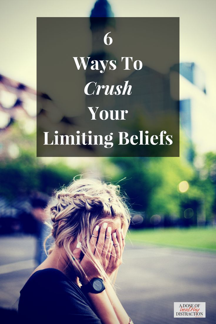 Fear is really what holds us back. Fear of rejection. Fear of failure. If we can work through our limiting beliefs all things become possible. Here are some of the most common limiting beliefs and some solutions for combating them. Check it out!