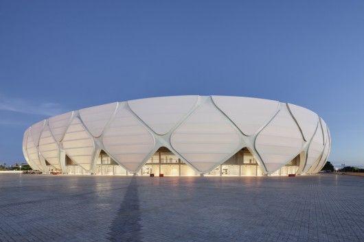 Arena da Amazônia in Manaus by gmp architekten